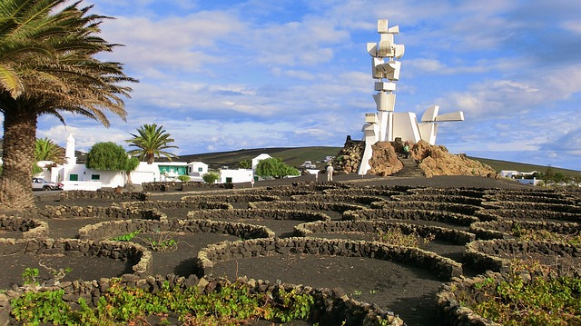 Lanzarote's Monumento al Campesino (Monument to the Farmer)